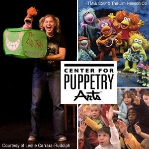 Atlanta With Kids Deal: Center for Puppetry Arts Tickets