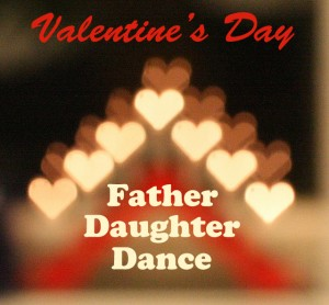 Valentine Day Father Daughter Valentine Dance in Atlanta
