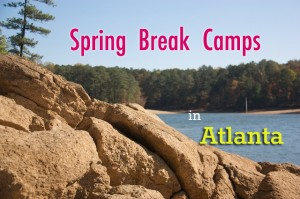 Spring Break Camps in Atlanta Parks & Recreation