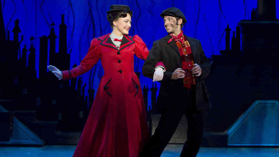 Mary Poppins Atlanta Tickets Discount Code