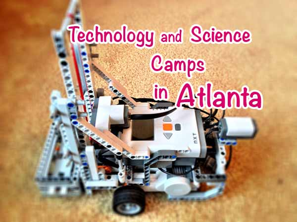 Technology and Science camps in Atlanta